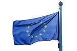 a flag of European Union