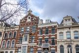 Sehenswürdigkeiten in Rotterdam, romantische, alte Hausfassade