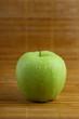 Juicy appetizing apples