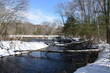 Blackstone River, Northbridge, Massachusetts