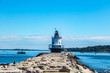Spring Point Ledge Light Portland Maine