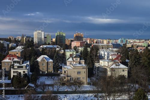 Poster Panorama of Olomouc