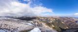 Panorama view Day light Shika Snow Mountain Shangri-La