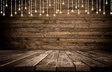 Fototapety Empty wooden background table