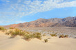 Death Valley National Park mountain desert landscape , eastern California and Nevada, USA.