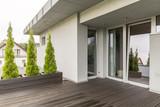 Luxurious villa terrace idea - 141389512