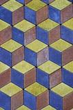цветная текстура камня