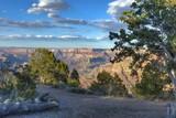 South Rim Late Day View, Grand Canyon National Park, Arizona, USA