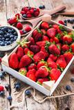 Erdbeeren - 141473388