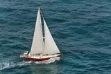 Sailing boat journey - 141481301