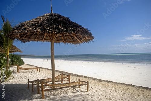 Keuken foto achterwand Zanzibar Beach, Uroa, Zanzibar, Tanzania