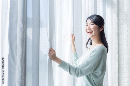 Poster 女性 ライフスタイルイメージ