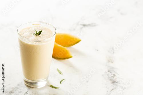 Foto Murales Melon smoothie