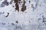 White Grey Wall Grunge Cement Texture Background