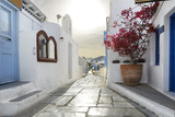 oia city in Santorini