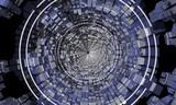 Fototapeta  - abstract background © neurostructure