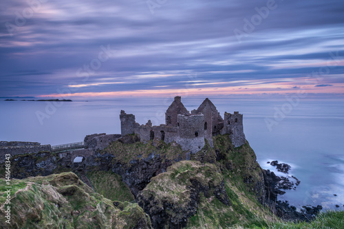 Dunluce Castle, Northern Ireland Poster