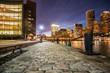Boston MA Waterfront