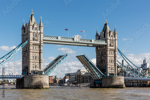 Foto op Canvas Londen Tower Bridge London UK