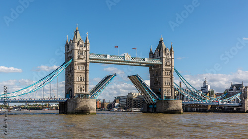 Plakat Tower Bridge London UK