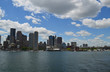 Great View of the City of Boston from the Harbor
