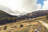 Valle di Campo - Poschiavo - Svizzera - Paesaggio autunnale