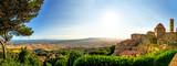 Volterra, wieś w Toskanii