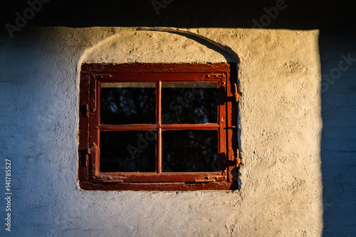 Poster Das Fenster, The window, Akershus Festung/fortress in Oslo, 2015