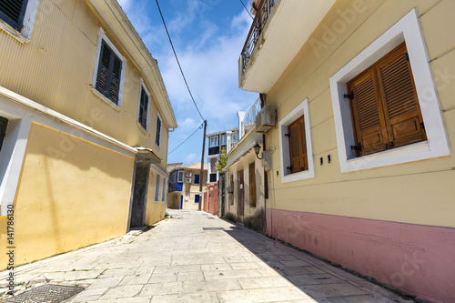Lefkada Old Town