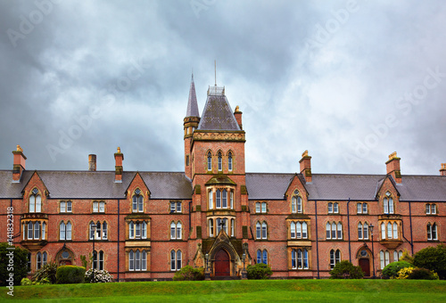 Queen's University of Belfast Poster