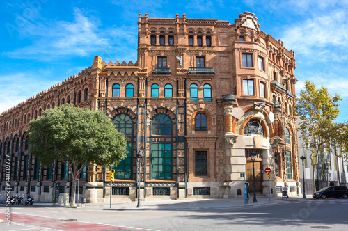 Papiers peints Barcelona Street of Barcelona