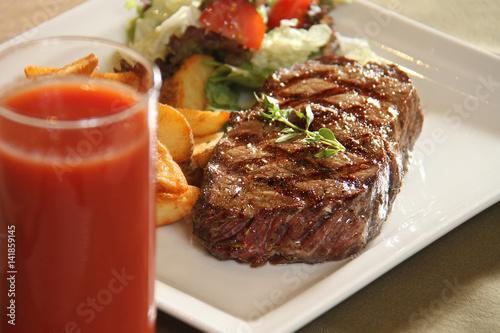 Fotobehang Rood paars food