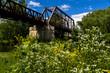 Erie Railroad Bridge - Mahoning River - Ohio