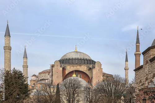 Hagia Sophia Istanbul, Turkey Poster