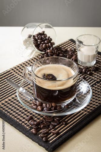 Papiers peints Café en grains coffee