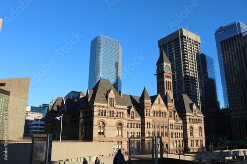 Poster Toronto City Hall