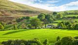 Beautiful spring landscape in Lake District National Park, Cumbria, England, UK. - 142004304