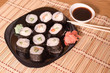 Home Sushi rolls