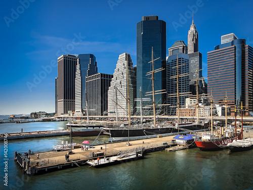 Poster New York Pier
