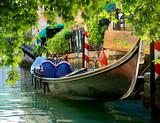 Gondola on water - 142054358