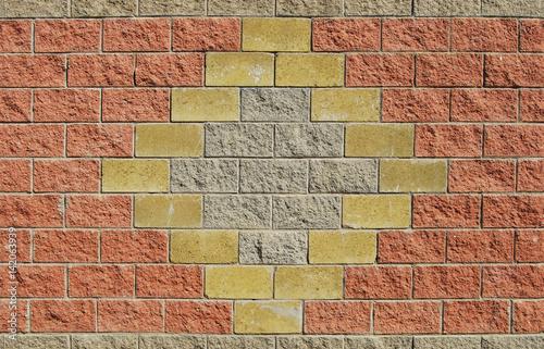 Poster Stenen Brick stone wall
