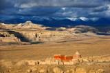 The desert landscapes of Guge kingdom, Western Tibet - 142109940