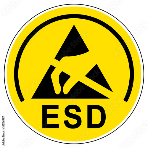 GamesAgeddon - esds3 ElectroStaticDischargeSign esds - German ...