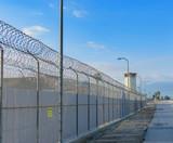 West prison wall walking south - 142135714