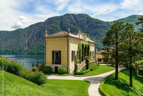 Lago di Como, Villa Balbianello Poster