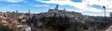 Panorama sotto Siena