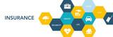 Insurance Icon Concept - 142192758