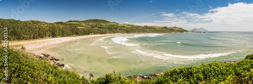 Praia Vermelha, bei Praia do Rosa, Santa Catarina, in Brasilien - 142200336