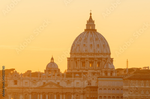 Poster Roma San Pietro