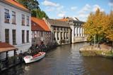 View of Bruges. Belgium